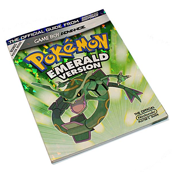 Pokémon Emerald Virallinen Opas