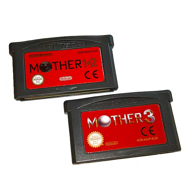 Mother 1&2 ja 3 (engl. fanikäännökset)