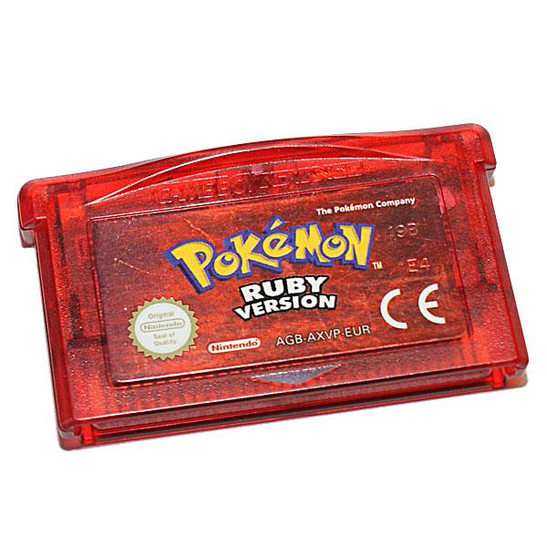 Pokémon Ruby moduli