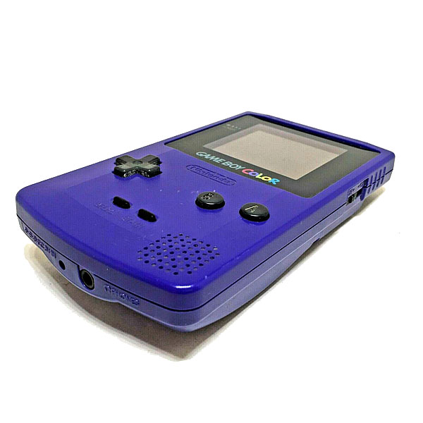 Gameboy Color, Tumman sininen
