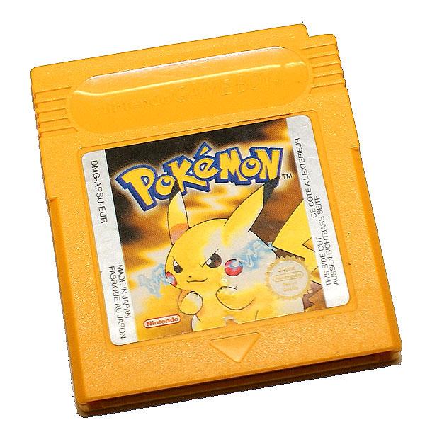 Pokémon Yellow moduli