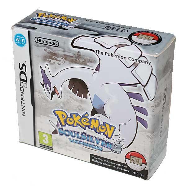 Pokémon SoulSilver & Pokewalker