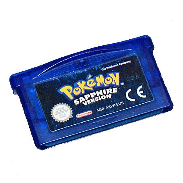 Pokémon Sapphire moduli