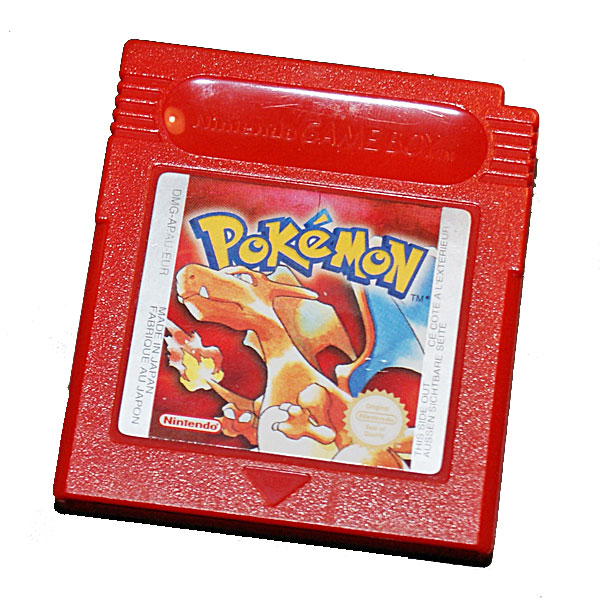 Pokémon Red moduli
