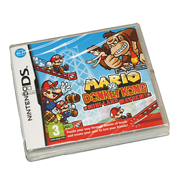 Mario vs. DK: Mini-Land Mayhem