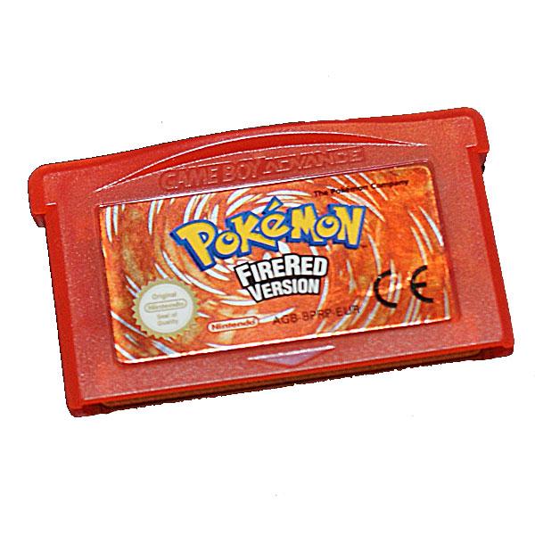 Pokémon FireRed moduli