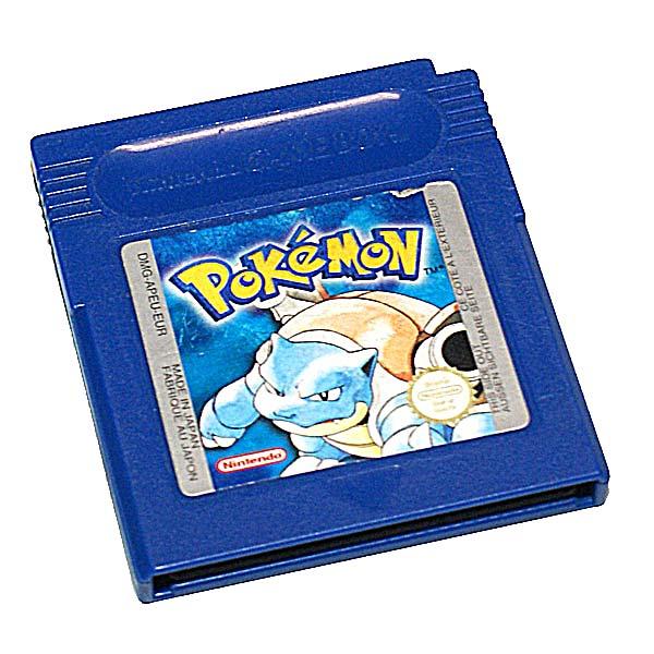 Pokémon Blue moduli