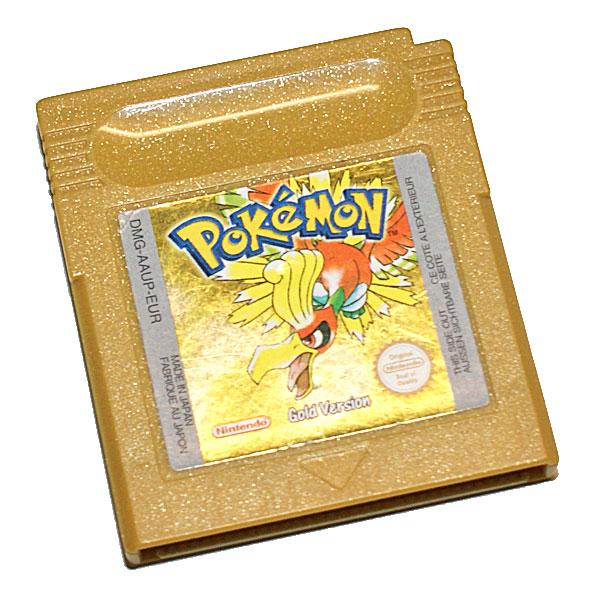 Pokémon Gold moduli