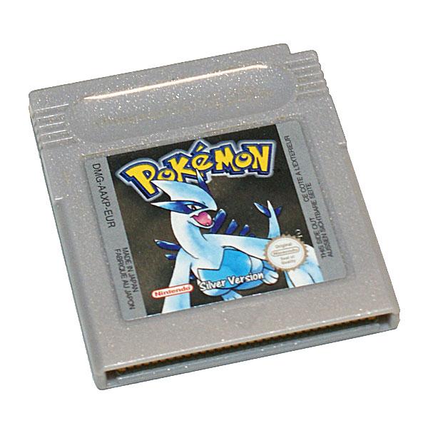 Pokémon Silver moduli