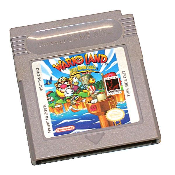 Warioland - Super Mario Land 3