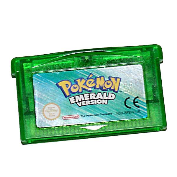 Pokémon Emerald moduli