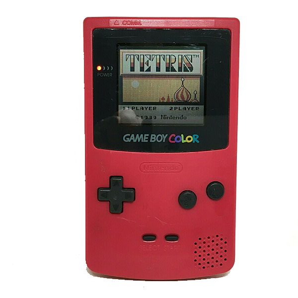 Gameboy Color, Punainen