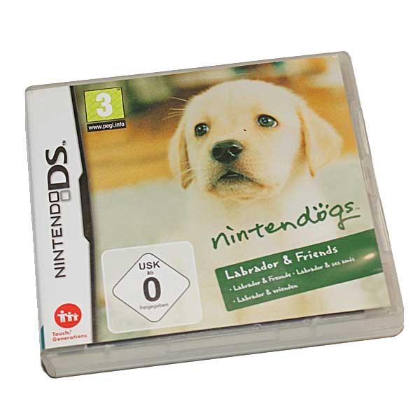 Nintendogs Labrador & Friends