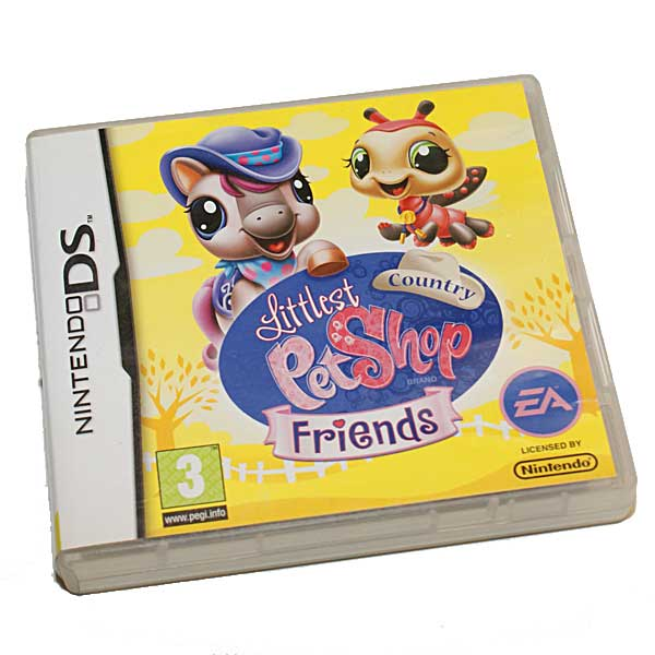 Littlest Pet Shop Country Friends