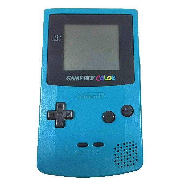 Gameboy Color, Sininen
