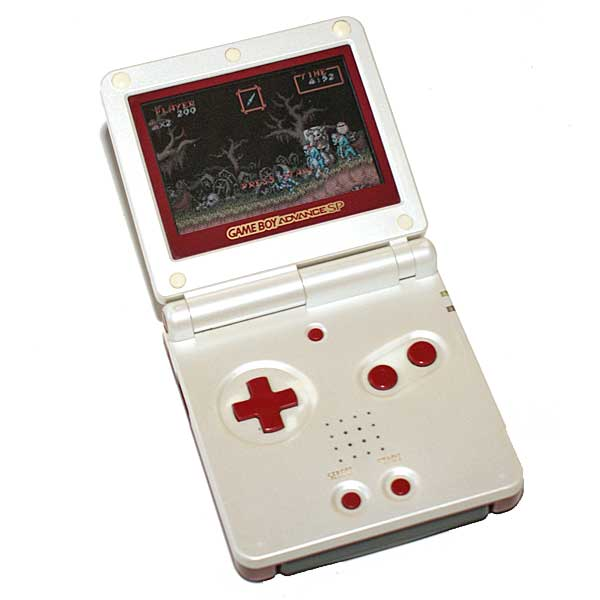 Gameboy Advance SP, Famicom Edition