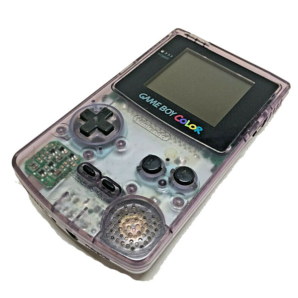 Gameboy Color, Atomic Purple
