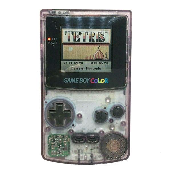 Gameboy Color, Atomic Purple
