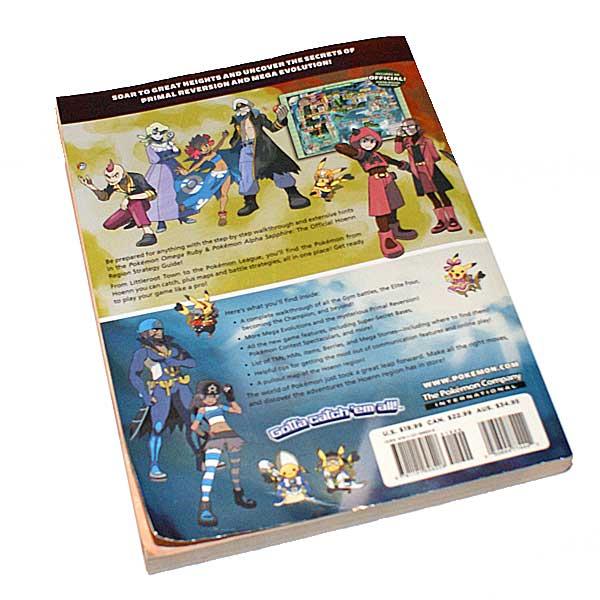 Pokémon Alpha Sapphire & Ruby strategiaopas