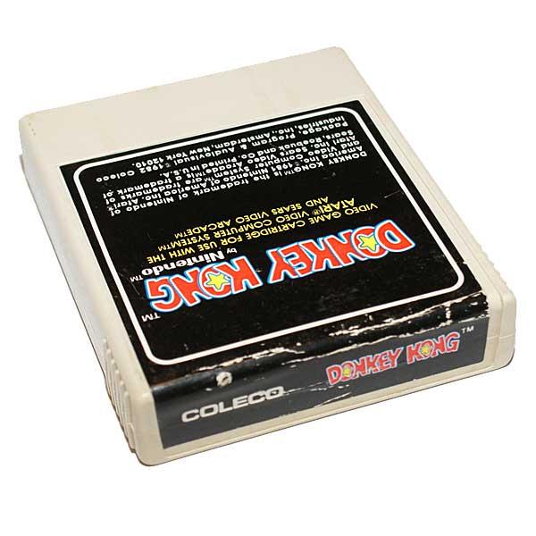 Donkey Kong (NTSC)
