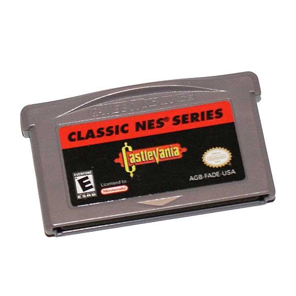 Castlevania - Classic NES Series
