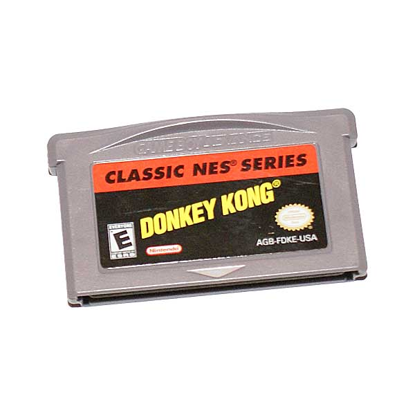 Donkey Kong - Classic NES Series