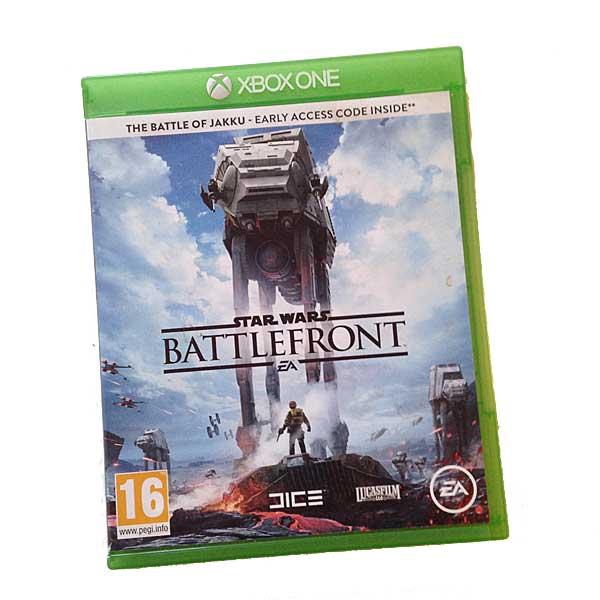 XBox One: Star Wars Battlefront