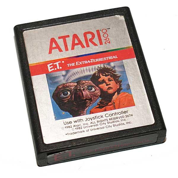 E.T. the Extra Terrestrial (NTSC)