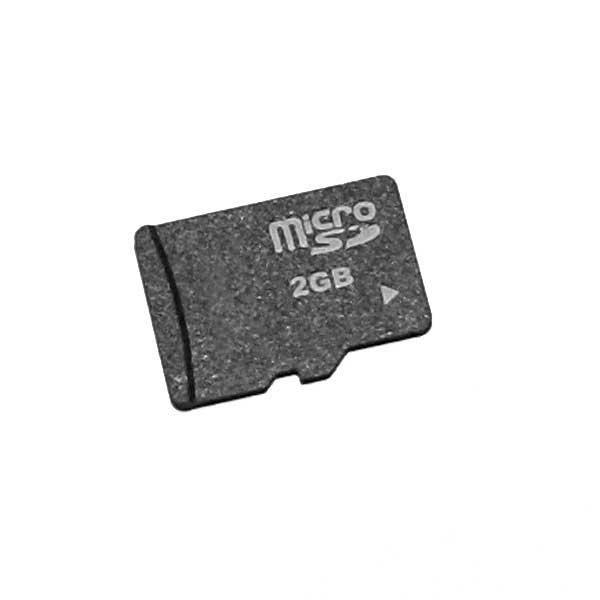 MicroSD muistikortti, 2GB