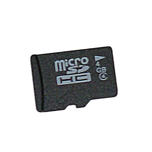 MicroSD muistikortti, 4GB