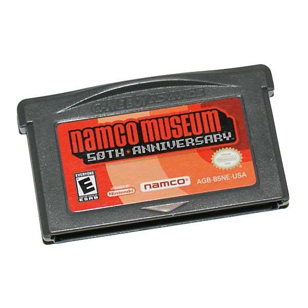 Namco Museum 50th Anniversary
