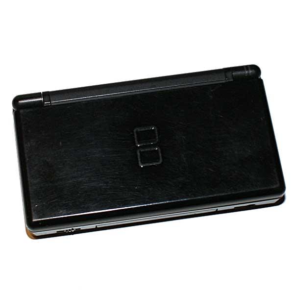 Nintendo DS Lite, Musta + suojakotelo