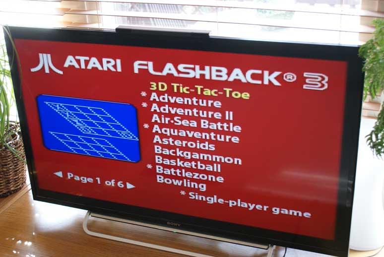 Atari Flashback 3