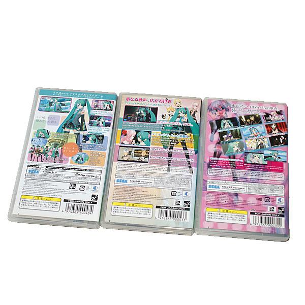 Hatsune Miku: Project DIVA paketti PSP:lle