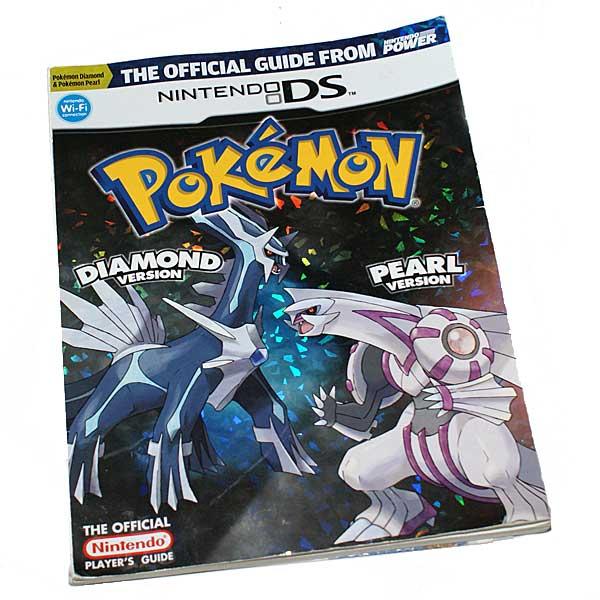 Pokémon Pearl ja Diamond pelaajan opas