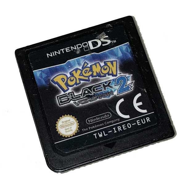 Pokémon Black 2 moduli
