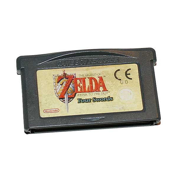 Zelda: Link to the Past & Four Swords