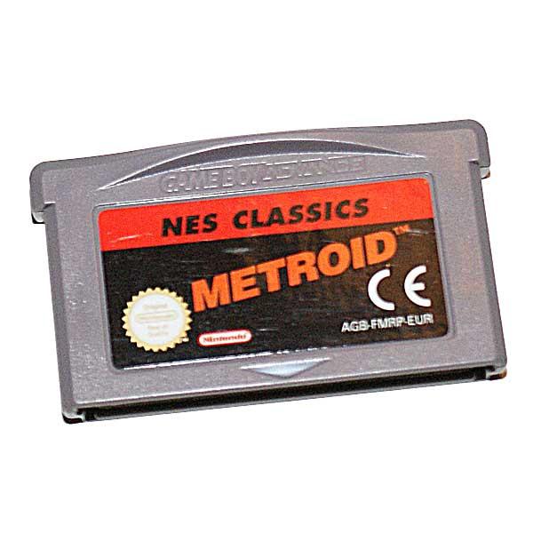 Metroid - NES Classics