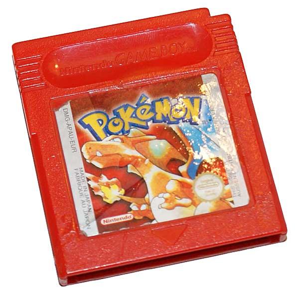 Pokémon Red moduli (melko hyvä)