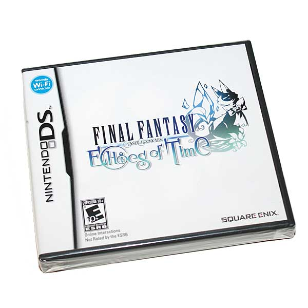 Final Fantasy Chrystal Chronicles: Echoes of Time