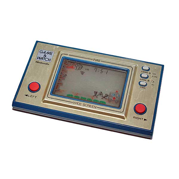 Nintendo Game & Watch Fire