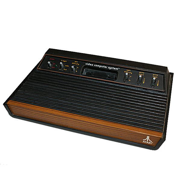 Atari 2600 Light Sixer (AV mod) jättipaketti